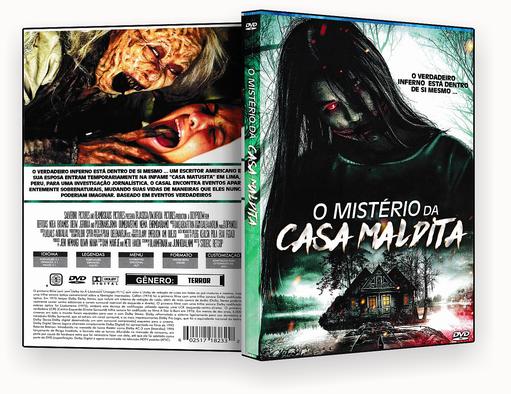 CAPA DVD – a casa maldita – ISO
