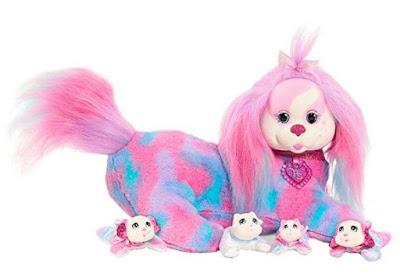 Беременная собачка Элиза с щенками