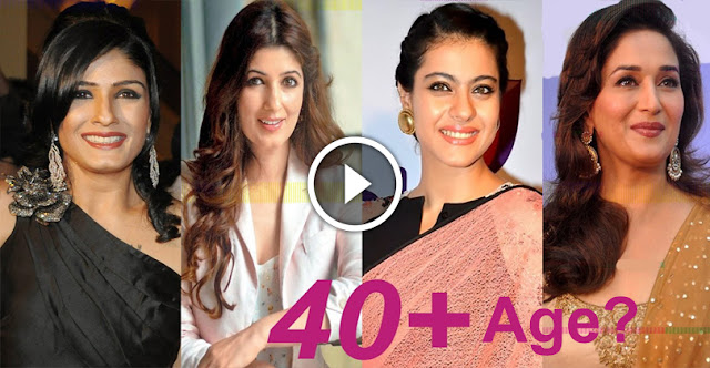 12+ Bollywood Divas Who Are 40 Plus But Still Look Gorgeous