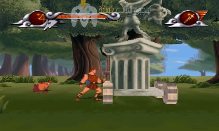 تحميل لعبة هركليز Hercules القديمة