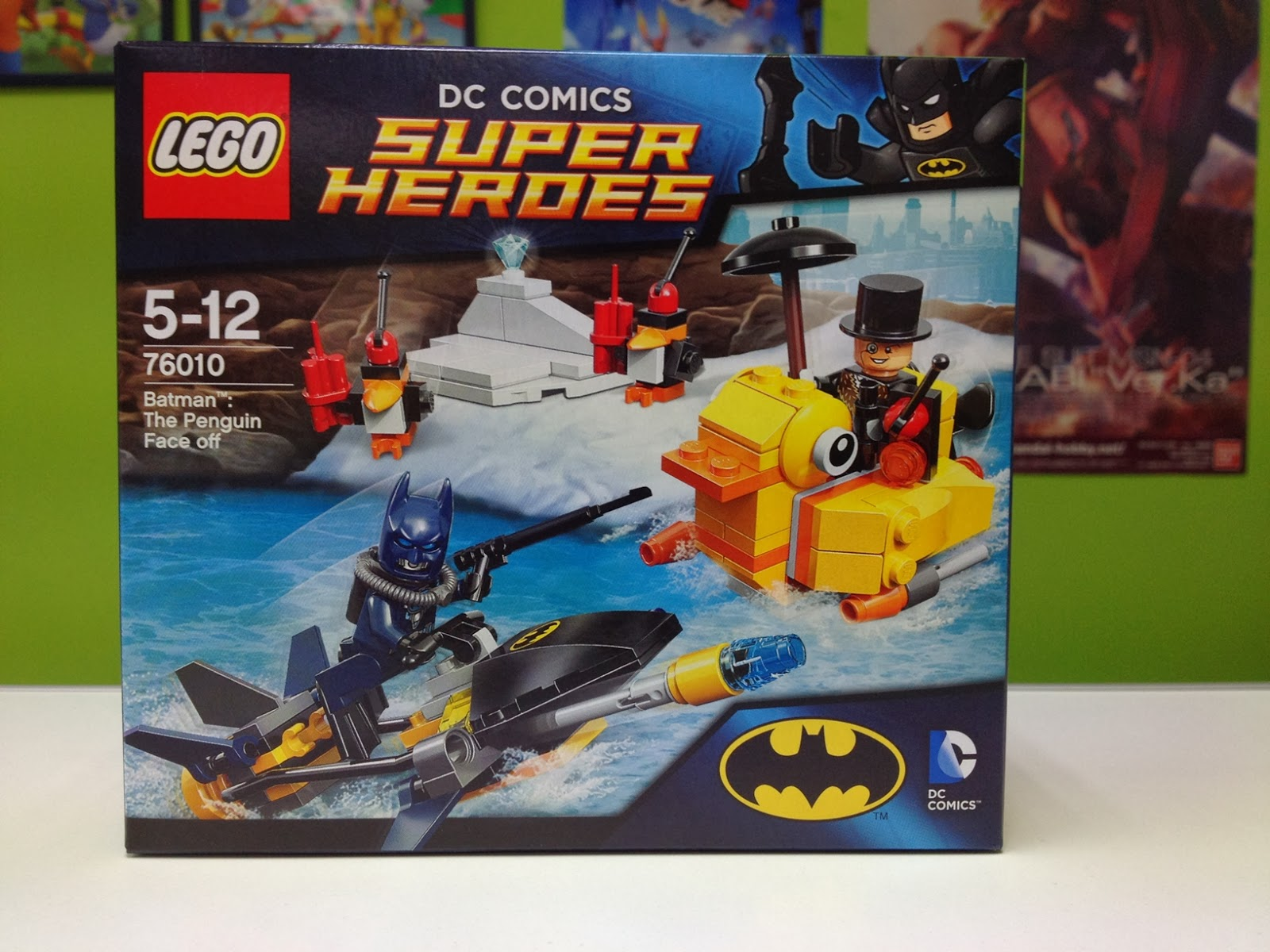 Lego Batman Sets 2014: DeToyz Shop: 2014 Lego Superheroes Batman Sets Arrived