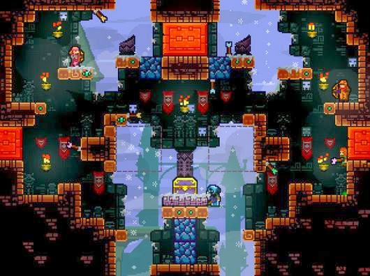 Gameplay TowerFall Ascension