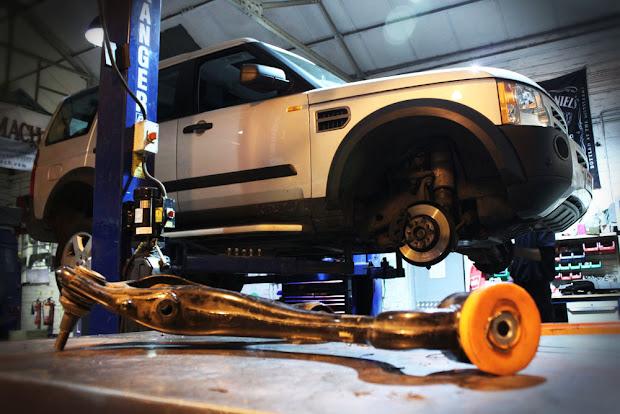 Land Rover Winter Check