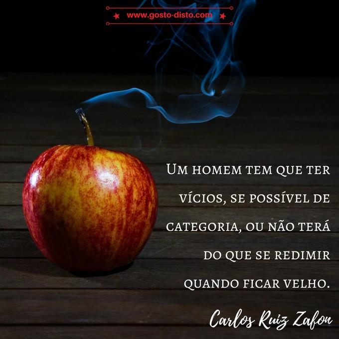 Frase de Carlos Ruiz Zafon