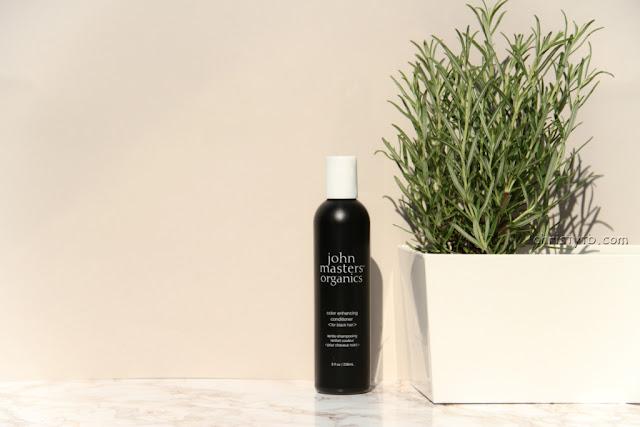 Кондиционер для усиления цвета john masters organics color enhancing conditioner for black hair