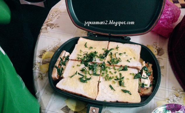 Murtabak Roti Daging Magic Pans