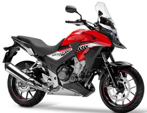 Harga Honda CB500X