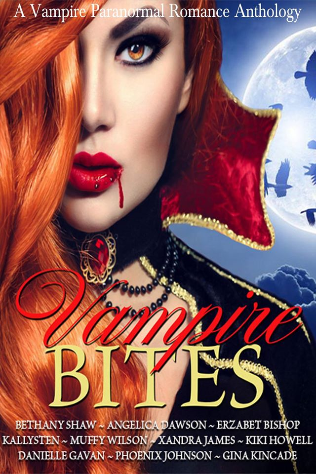 A Vampire Paranormal Romance Anthology