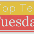 Top Ten Tuesday - Top Ten Books on my Spring To Read List