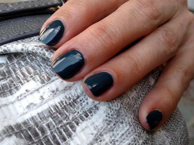 OPI Washington DC Fall Winter 2016 CIA= color is awesome