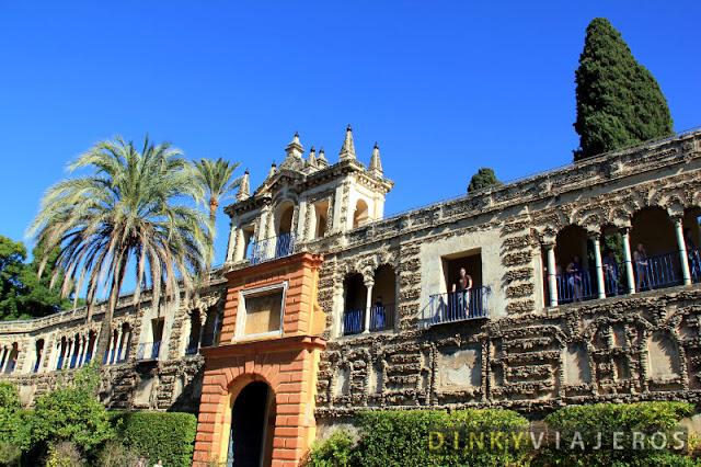 Juego de Tronos en Andalucia - Real Alcazar de Sevilla