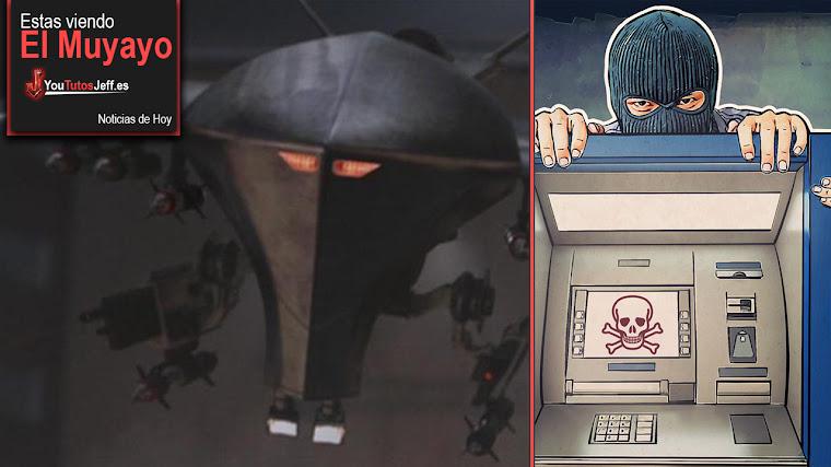 Dron de Skynet, RAM mas pequeña, Hackeado, Facebook Inteligencia, Avión Gigante | El Muyayo