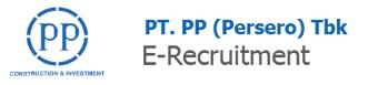 PT. PP (Persero) Tbk - Management Trainee