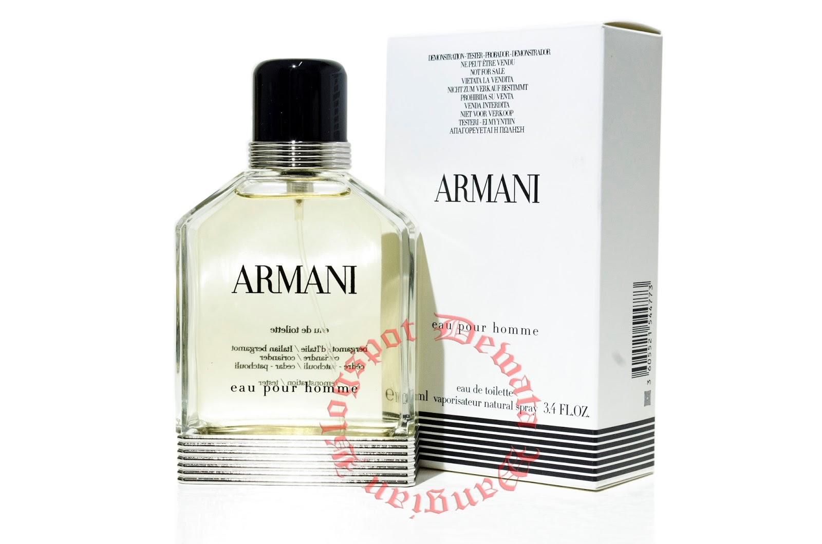 wangian perfume cosmetic original terbaik armani eau. Black Bedroom Furniture Sets. Home Design Ideas
