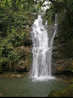 Ghatgarh waterfall image