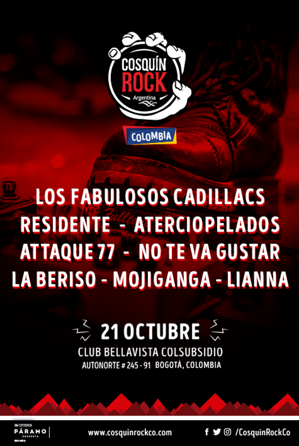COSQUÍN-ROCK-Colombia