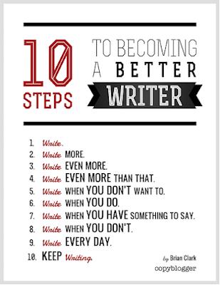 Trucos para ser un buen escritor