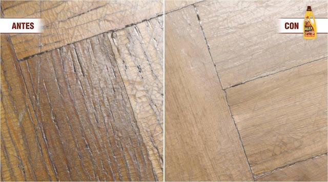 Ayuda a prevenir las manchas en el suelo de tu hogar