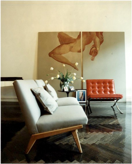 Midcentury Living Room: Key Interiors By Shinay: Mid-Century Modern Living Room