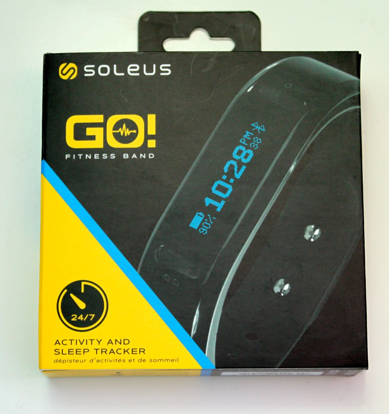 The Soleus Go - and Week 10 of My Weight Loss Journey