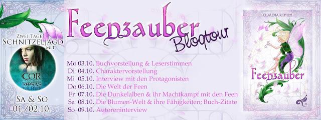 Blogtour Feenzauber