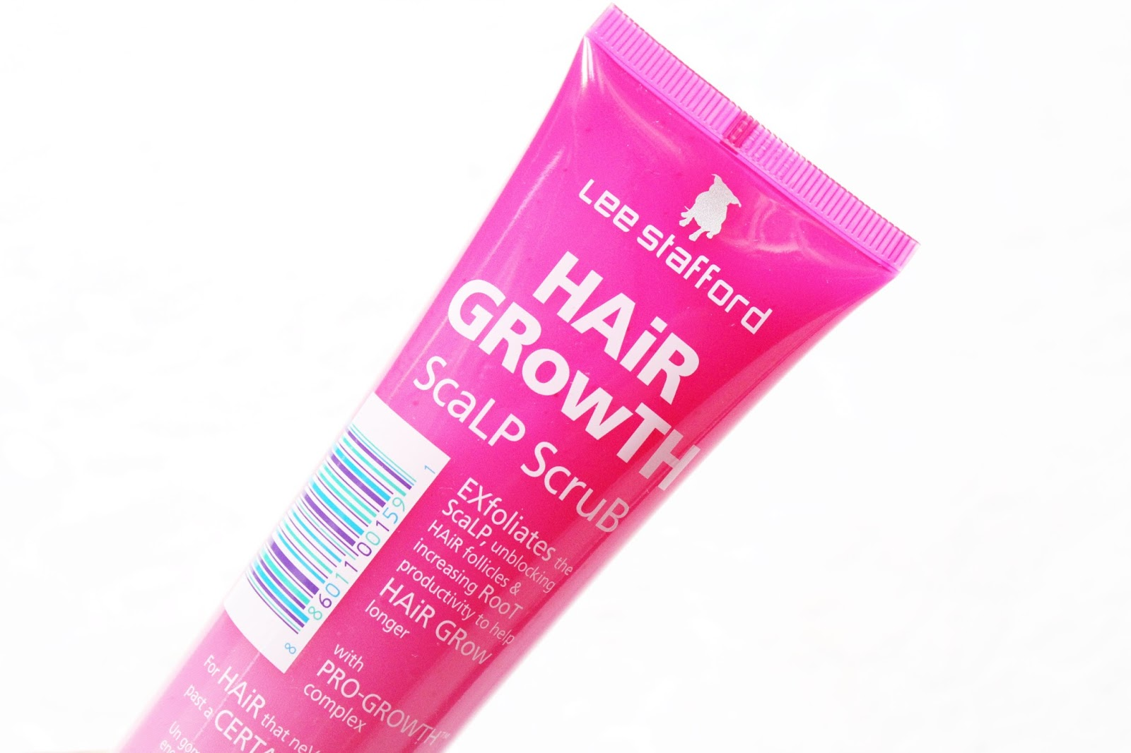 Lee Stafford Hair Growth Scalp Scrub