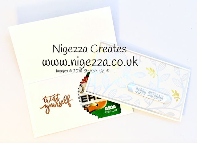 Gift Card holder by Nigezza creates