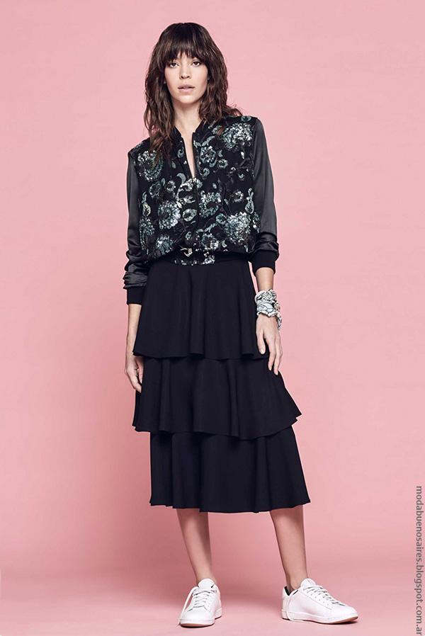 Moda mujer verano 2017 ropa de mujer moda femenina verano 2017.