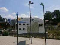 Naturpark-Infostern bei der Geroldsauer Mühle in Baden-Baden