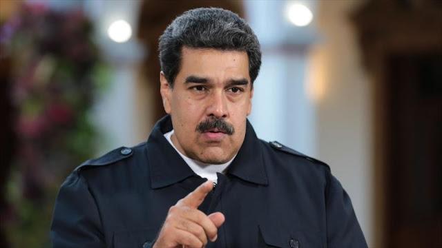 "Maduro dice que Trump contrató a ""mafia colombiana"" para matarlo"