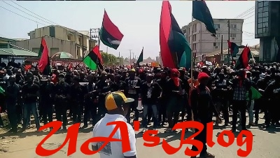 Biafra: IPOB declares Sept 14 as general strike in Igboland