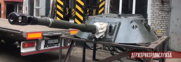 76-мм артилерійських установок катерів проєкту 1204