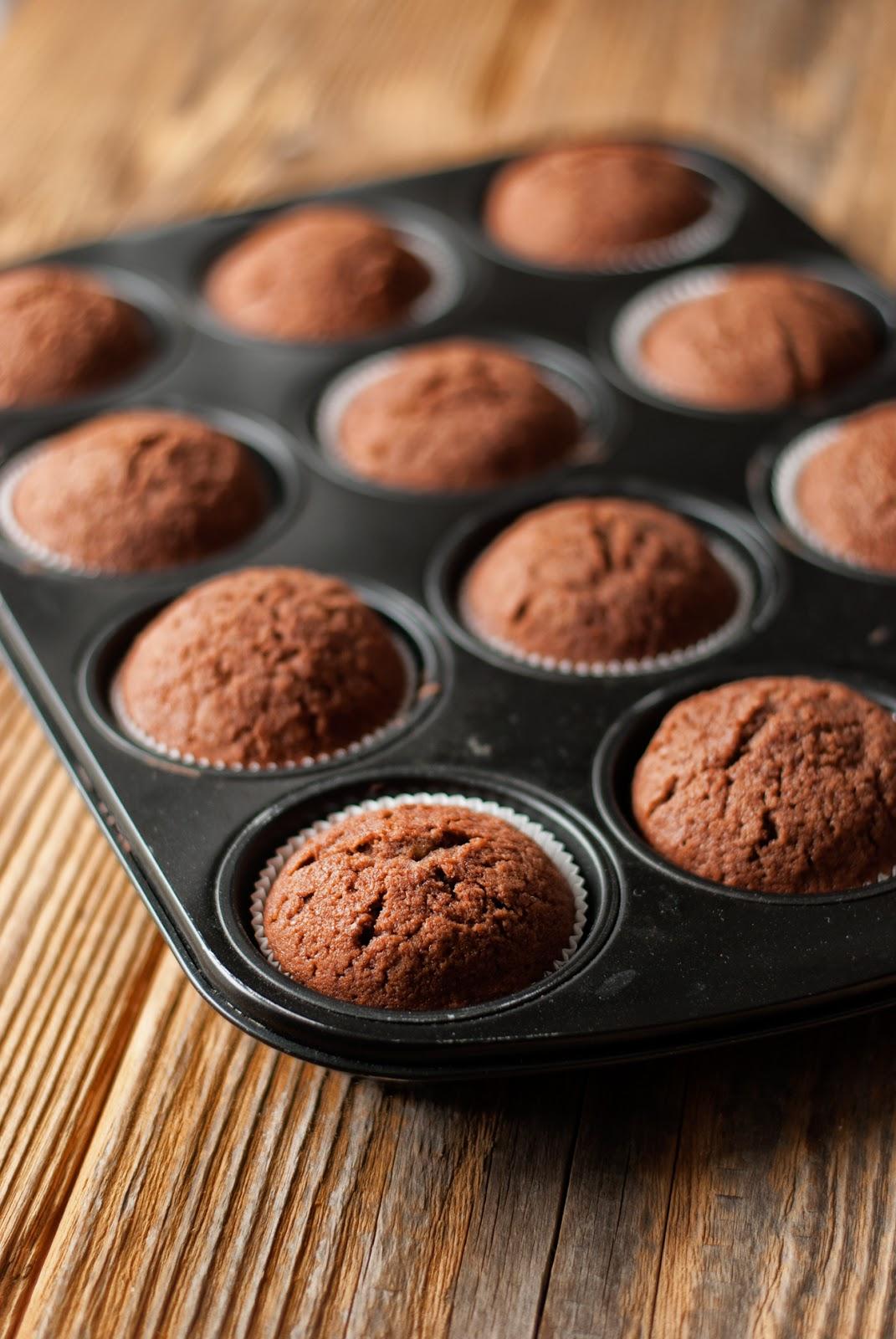 Piernikowe muffiny bez glutenu