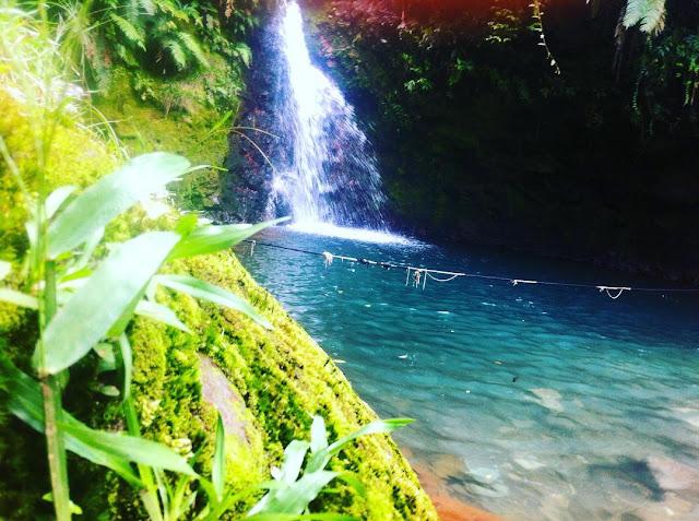 Curug Pangeran - Tempat Wisata Air Terjun di Bogor
