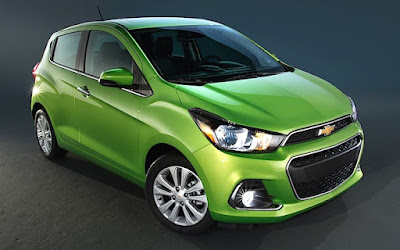 Next-gen 2017 Chevrolet Beat HD Picture
