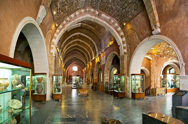 Museus em Creta, Grécia