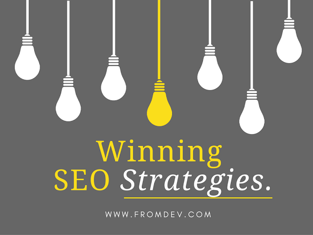 Increase Sales And Conversions By Implementing These 6 Winning SEO Strategies