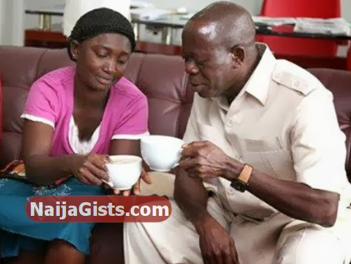 oshiomhole marry widow