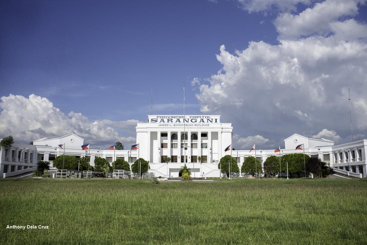Sarangani Capitol Building