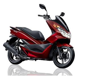harga motor honda pcx 150 terbaru 2016