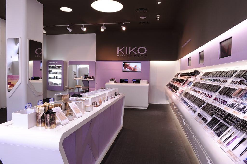 Kiko milano make up kellilash for Milano design shop
