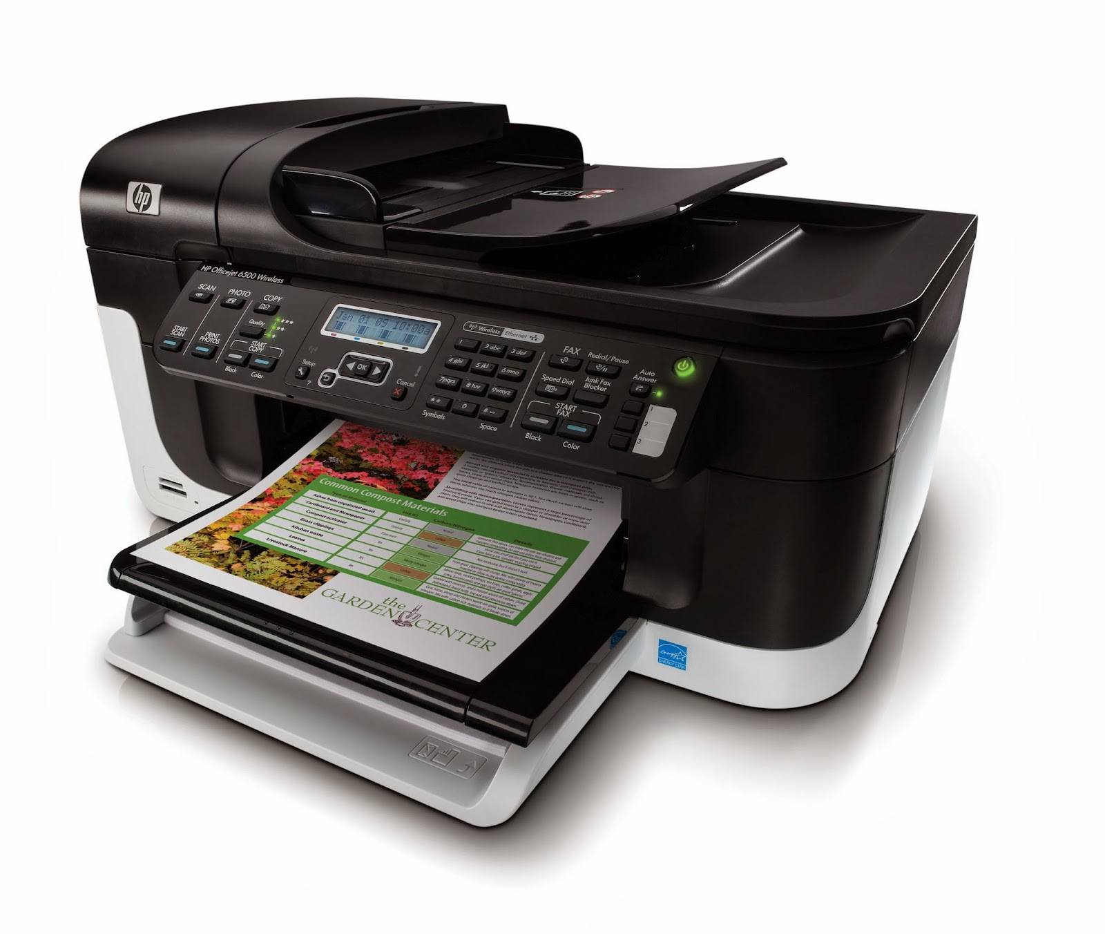 Download Driver HP Officejet 6500