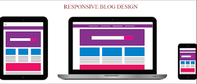responsive blog design for adsense approval