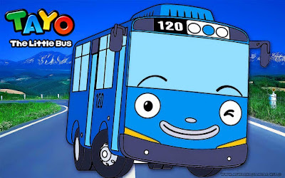 tayo the little bus wallpaper