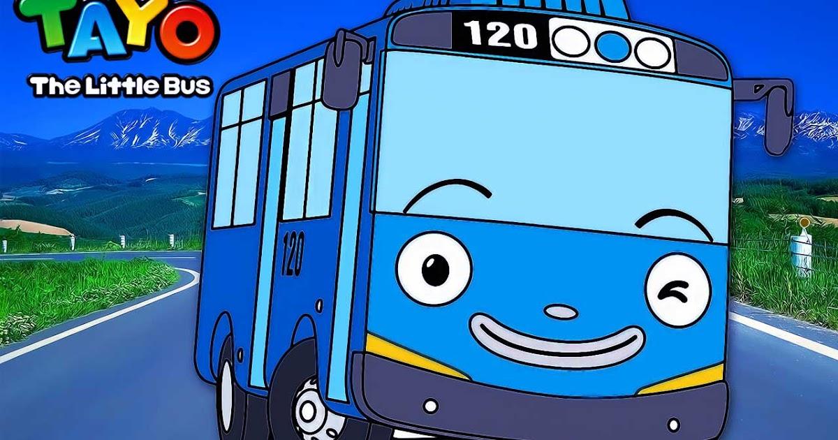 Gambar Tayo Bus Yuk Koleksi Barang Barangnya Inspirasi Shopee Rogi