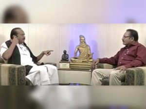 The controversial interview of Polimer tv