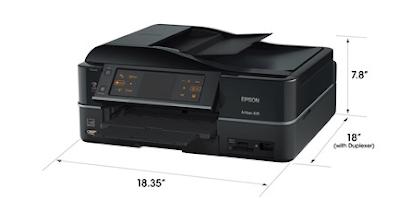 Epson Artisan 835