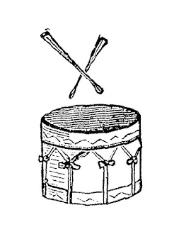 toy drum image child illustration
