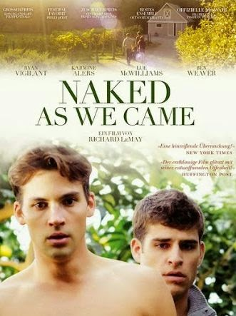 Naked as we came, film
