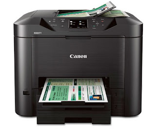 printer gives you lot the vitality to move quick together with vivid  Canon MAXIFY MB5320 Drivers, Review And Price
